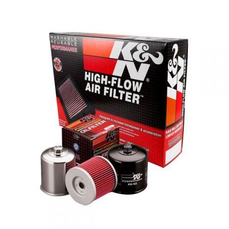 K&N filter cover