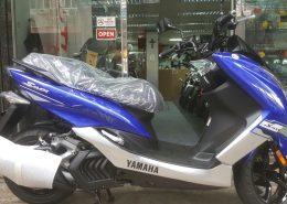 Yamaha Smax155(30週年)